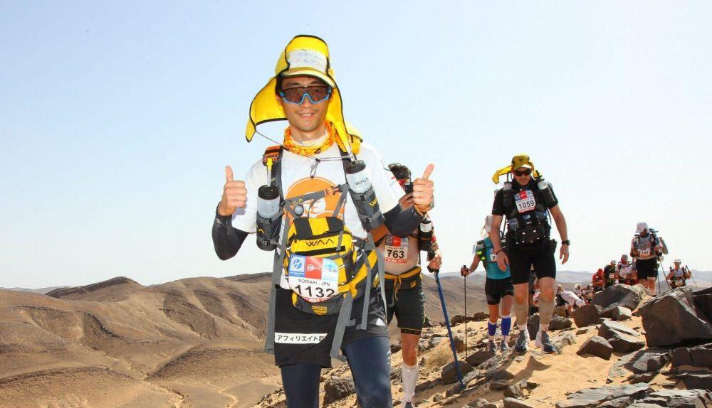 世界4大過酷マラソンのひとつ、アタカマ砂漠マラソンに挑む男!